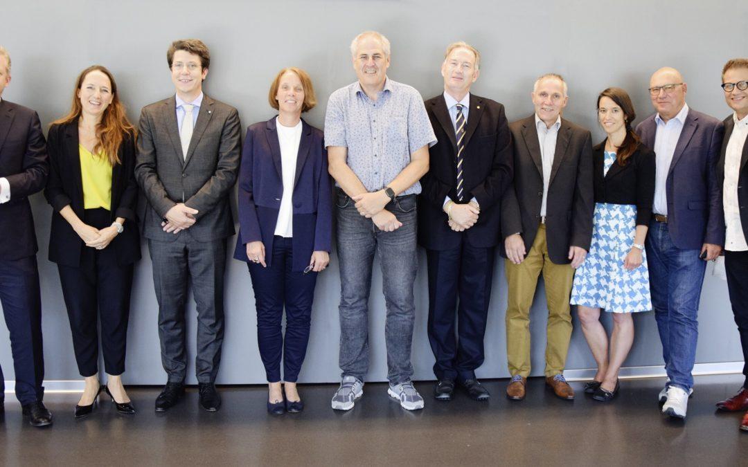 Luca Milesi eletto al comitato di pharmaSuisse