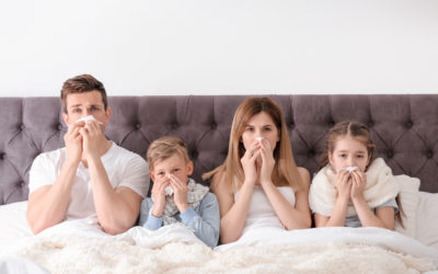 Prevenzione e trattamento di influenza e raffreddore
